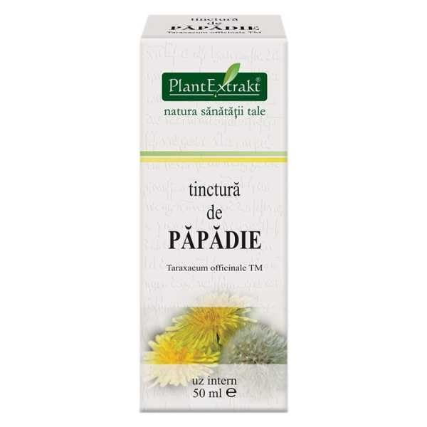 Tinctura Papadie 50ml PLANTEXTRAKT
