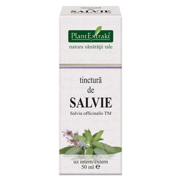 Tinctura Salvie Plantextrakt 50ml