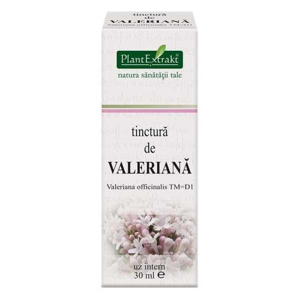 Tinctura Valeriana Plantextrakt 50ml