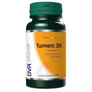 Turmeric 3X DVR Pharm 60cps