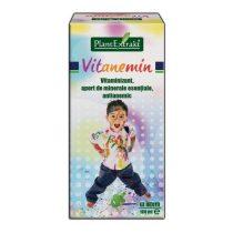 Vitanemin sirop pentru copii este un produs naturist pentru imunitate si anemie. Are in compozitie un complex de vitamine si minerale naturale din extracte de plante.