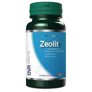 Zeolit DVR Pharm 60cps