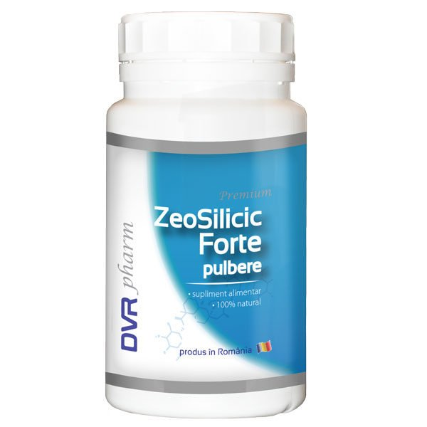 Zeosilicic Forte Pulbere 230gr DVR PHARM