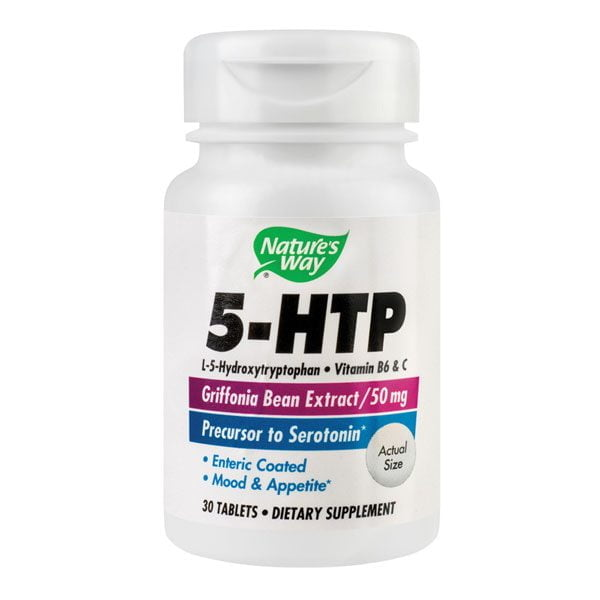5-HTP Secom Nature's Way 30cpr