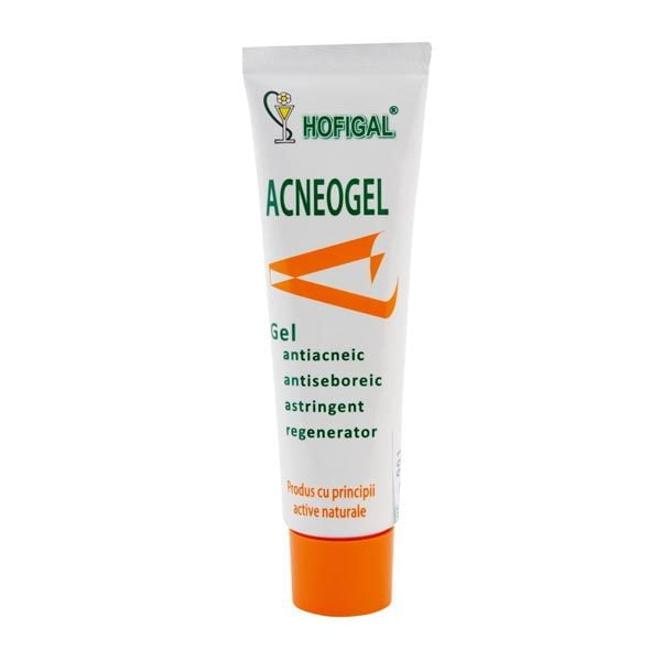 Acneogel Gel Antiacneic 50ml HOFIGAL
