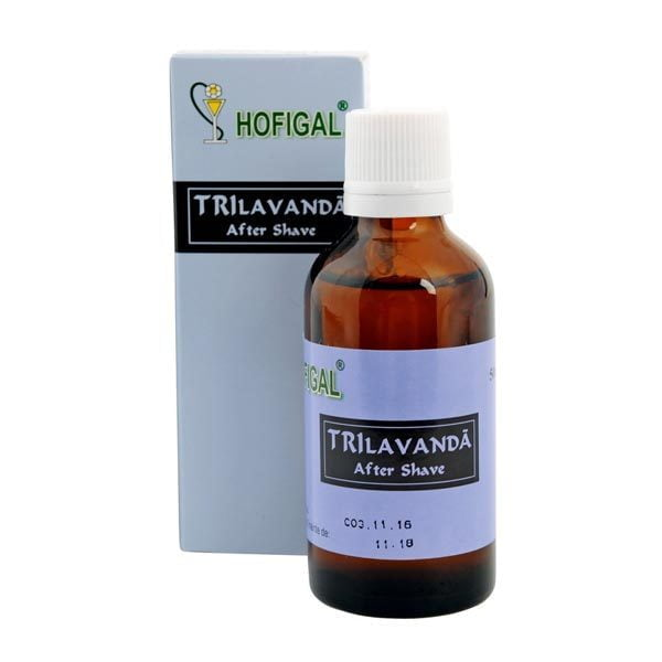 After Shave Trilavanda 50ml HOFIGAL