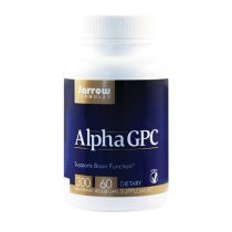 Alpha GPC Secom 300Mg Jarrow Formulas 60cps