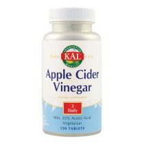 Apple Cider Vinegar Secom - Otet din cidru de mere KAL 500Mg 120cps