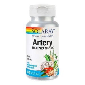 Artery Blend Secom Solaray 100cps