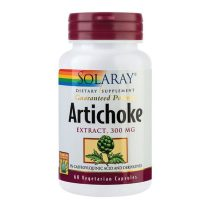 Artichoke Anghinare Secom Solaray 300Mg 60cps