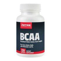 BCAA Secom Branched Chain Amino Acid Complex Jarrow Formulas 120cps