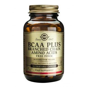 BCAA Plus Solgar 50cps