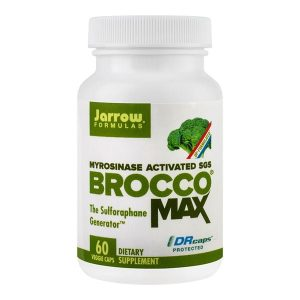 Broccomax (Broccoli) Secom Jarrow Formulas 60cps