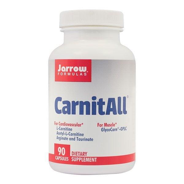 Carnit All 600+ 90cps Jarrow Formulas SECOM