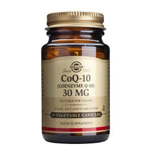 Coenzyme Q-10 (Coenzima Q10) 30mg Solgar 30cps