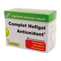 Complet Antioxidant Hofigal 40cpr