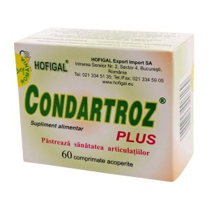 Condartroz Plus Hofigal 60cpr