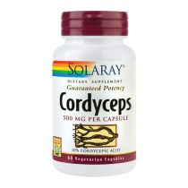 Cordyceps Secom Solaray 60cps