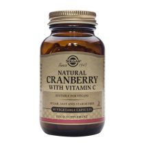 Cranberry Extract With Vitamin C Solgar 60cps