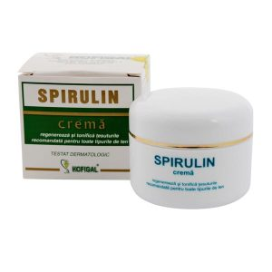 Crema Spirulin Hofigal 50ml