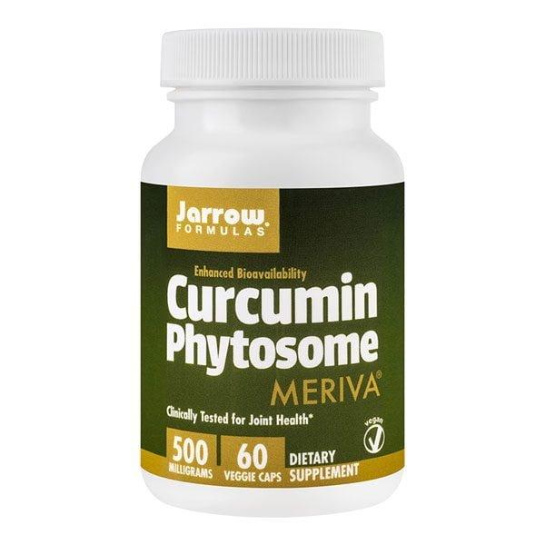 Curcumin Phytosome 500Mg 60cps Jarrow Formulas SECOM