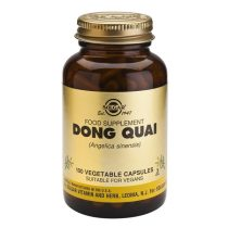 Dong Quai (Angelica sinenis) Solgar 100cps