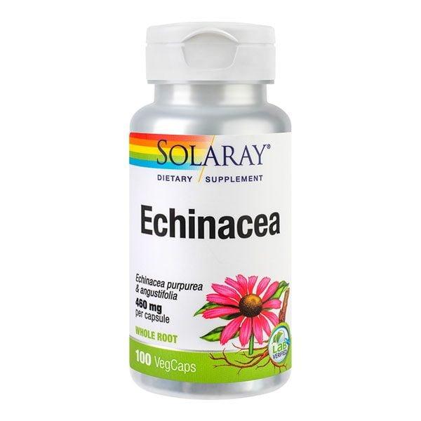 Echinacea Secom 460Mg Solaray 100cps