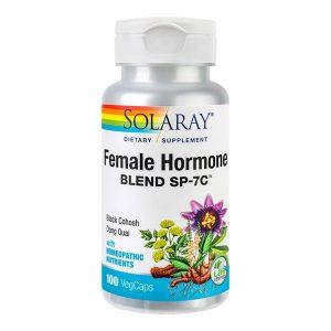 Female Hormone Blend Secom Solaray 100cps
