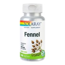 Fennel 450Mg (Fenicul) Secom Solaray 100cps