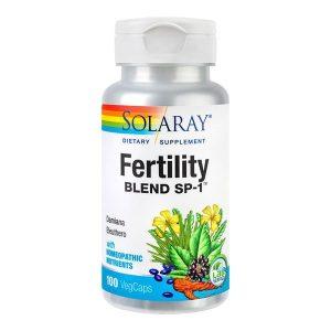 Fertility Blend Secom Solaray 100cps