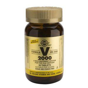 Formula VM 2000 60tablete Solgar 60tb