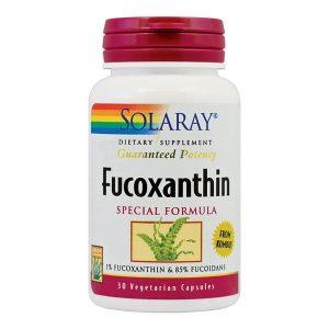 Fucoxanthin Secom Solaray 30cps