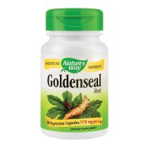 Goldenseal Secom 570 Mg Nature's Way 30cps