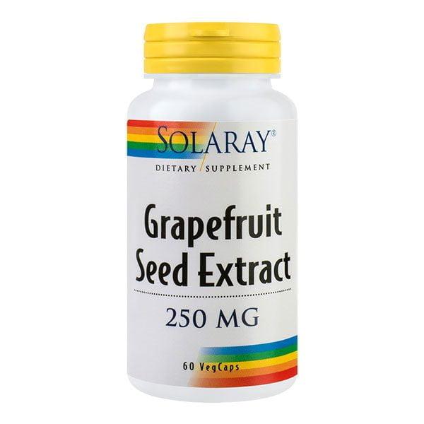 Grapefruit Seed Extract 60cps Solaray SECOM