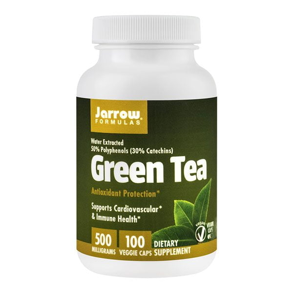 Green Tea (Ceai verde) 500Mg Secom Jarrow Formulas 100cps