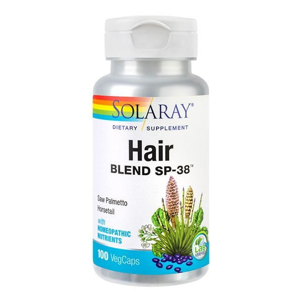 Hair Blend SP-38 100cps Solaray SECOM