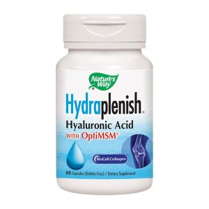 Hydraplenish Plus MSM Secom 60cps