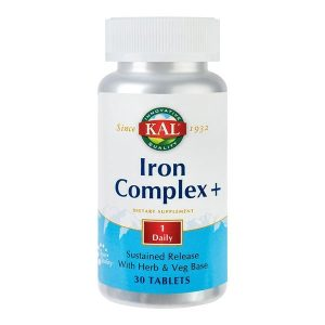 Iron Complex Secom KAL 30cpr