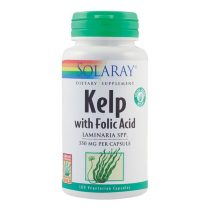 Kelp Secom Solaray 550Mg 100cps