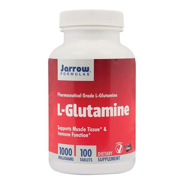L-Glutamine 100cpr Jarrow Formulas SECOM