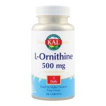 L-Ornithine 500 Mg Secom KAL 50tb