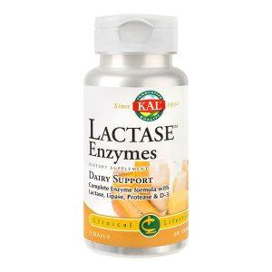 Lactase Enzymes Secom KAL 30cps