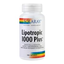 Lipotropic 1000 Plus Secom Solaray 100cps