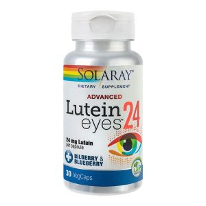Lutein Eyes Advanced Secom Solaray 30cps