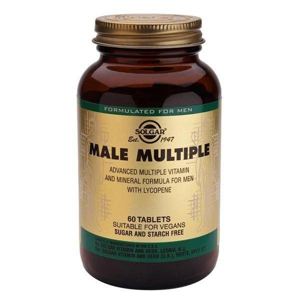 Male Multiple 60tabs SOLGAR