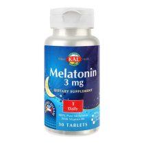 Melatonina Secom 3Mg KAL 30cpr