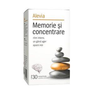 Memorie si Concentrare Alevia 30cpr