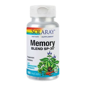 Memory Blend Secom Solaray 100cps