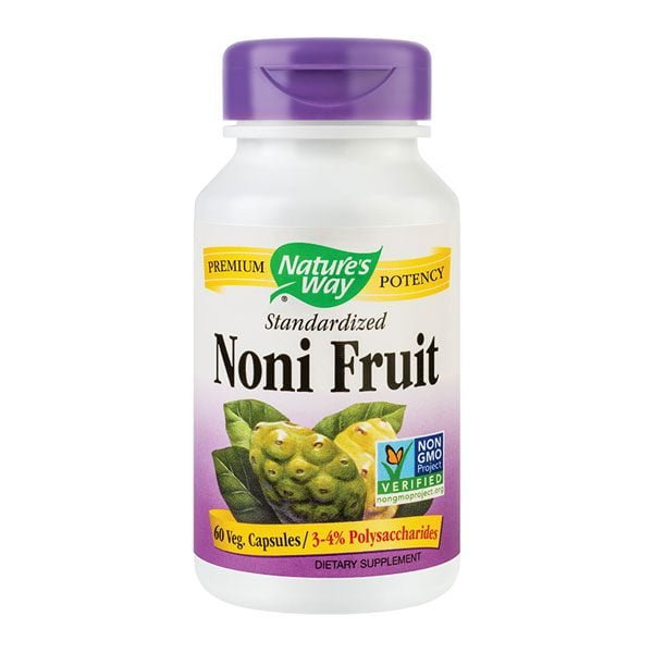 Noni Fruit Secom Nature's Way 60cps