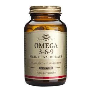 Omega 3-6-9 Solgar 60cps